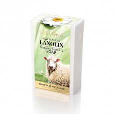 Wild Ferns Lanolin Pure and Delicate Soap 135g